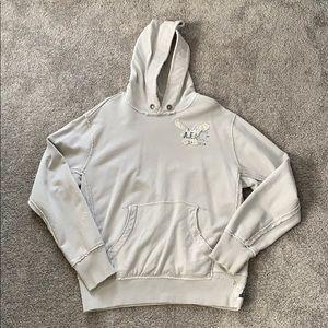 American Eagle distressed sweatshirt
